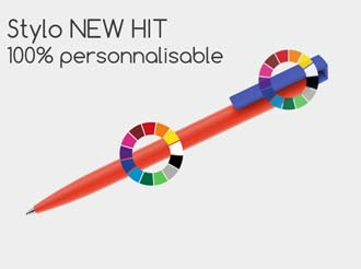 stylo new hit personnalisable sport