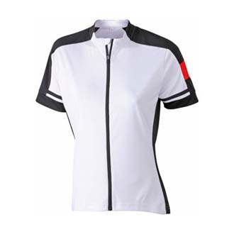 tee shirt cycliste publicitaire