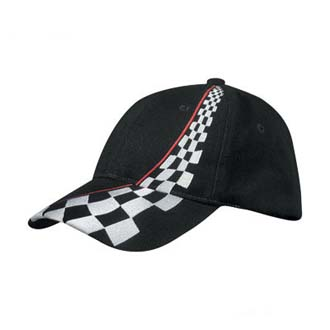 Casquettes style racing