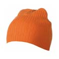 bonnet sport cotele promotionnel orange