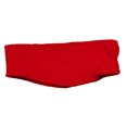 bonnets sports flocage rouge