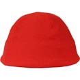 bonnets sports publicitaires rouge