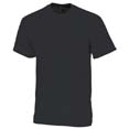 impression t shirt sports noir
