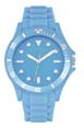 montre personnalisee freze sport turquoise