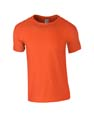 t shirt sport gildan eco orange