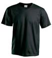 t shirt sport publicitaire noir_heather