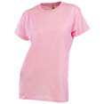 t shirt sports personnalises femme rose_charite