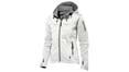 veste sports personnalises softshell blanc
