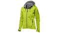 veste sports personnalises softshell jaune
